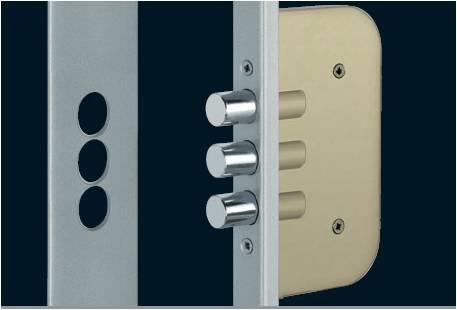 Cerraduras de seguridad multipunto ocariz 1049 r - Cerraduras de seguridad ...