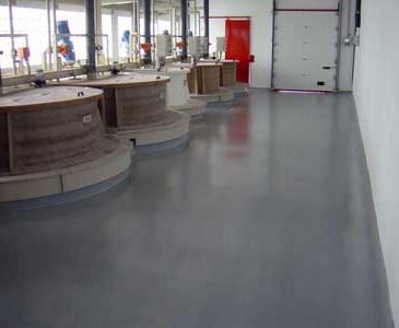 Pavimentos industriales lotum qu mica pavimentos for Pavimentos industriales