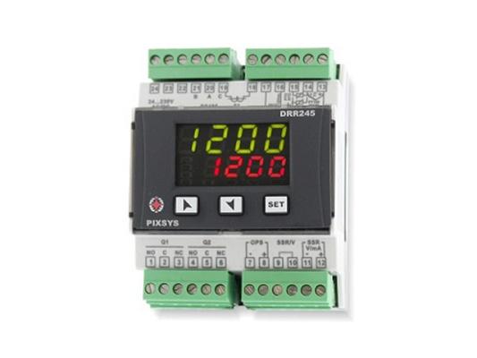 Foto de Controladores de temperatura y procesos P.I.D