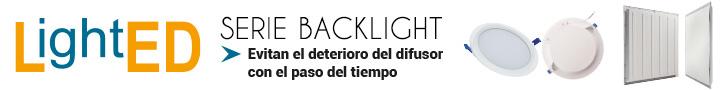 Antonio López Garrido, S.A.: Serie Backlight