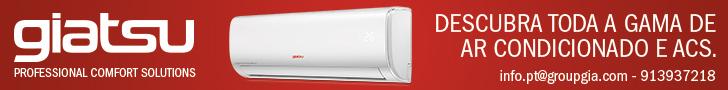 Giatsu descubra toda a gama de AR condicionado e ACS