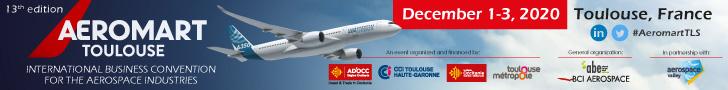 Aeromart Toulouse, France 1 - 3  de diciembre de 2020