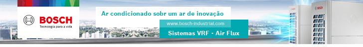Bosch: ar condicionado sobr um ar de inovação