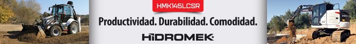 Hidromek Maquinaria de Construcción España, S.L.