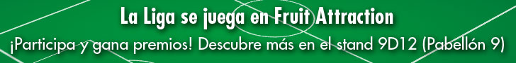 La liga se juega en Fruitt Attraction �Participa y gana premios!