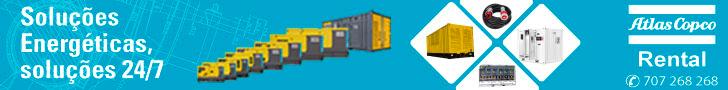 Soluções Energéticas Atlas Copco Rental