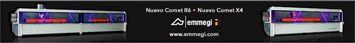 Emmegi Comet R6 + Comet X4