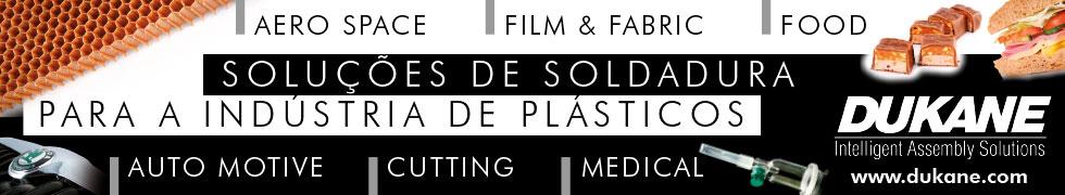 Dukane soluções de soldadura para a indústria de plásticos