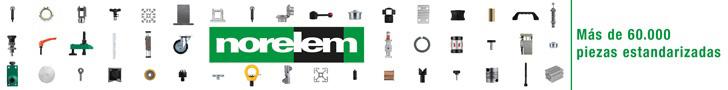 Norelem: más de 60.000 piezas estandarizadas