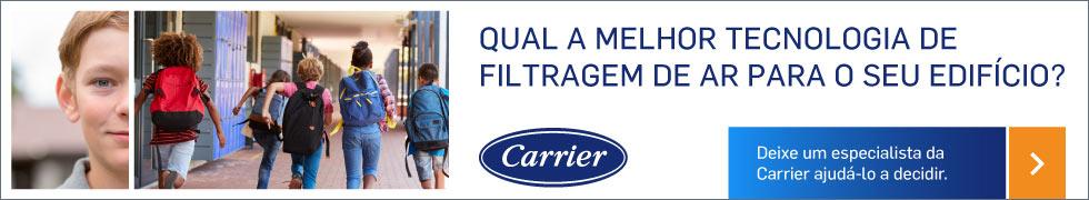 Carrier: qual melhor tecnologia de filtragem de AR para o seu edifício