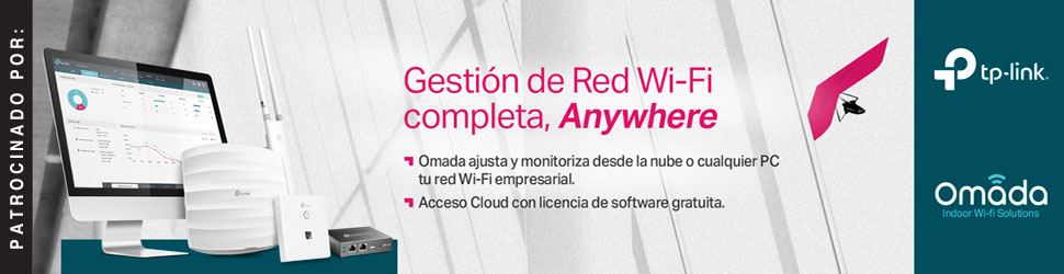 Gestión de red Wi-Fi completa, Anywhere