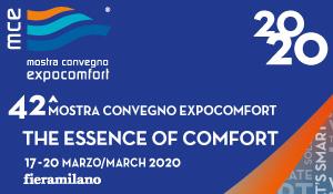 42ª Mostra Convegno Expocomfort