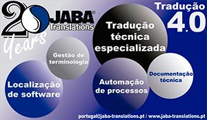 20 Years Jaba traduçao técnica especializada 4.0