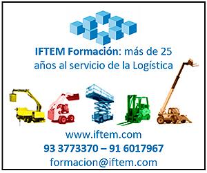 IFTEM mças de 25 años al servicio de la Logística