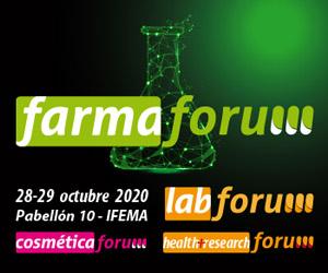 FarmaForum nuevas fechas del 28 - 29 de octubre