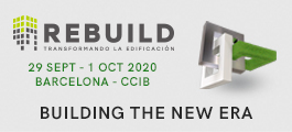 Rebuild 29 sep - 1 oct 2020 en Barcelona