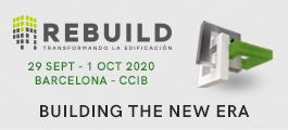 Rebuild 29 sep - 1 oct 2020 en Barcelona