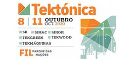 Tektónica 8 - 11  de outubro 2020