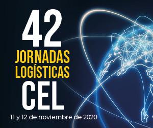 Centro Español de Logística: 42 Jornadas Logísticas 11 y 12  de noviembre 2020