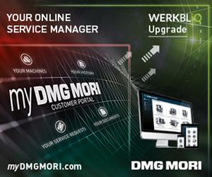 DMG Mori your onlin service manager