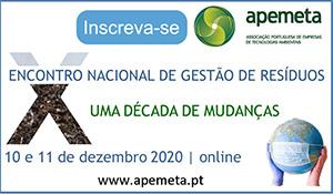 Apemeta: encontro nacional de gestão de resíduos