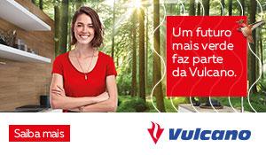 Um futuro mais verde faz parte da Vulcano