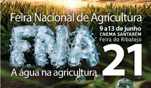 FNA: Feira Nacional de Agricultura 9 a 13 Junho 21