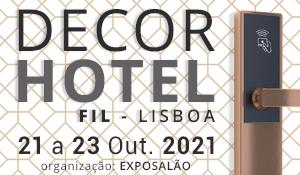 DecorHotel: Fil - Lisboa 21 a 23 Out 2021