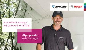 Junkers - Bosch a prpoxima mudança vai parecer-lhe familiar