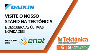 Daikin: visite nosso stand na Tekntónica e descubra la últimas novidades!