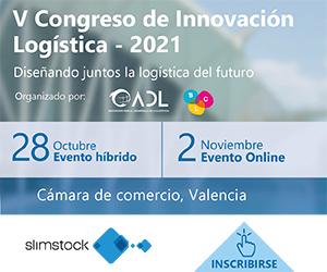 V Congreso de Innovación Logística - 2021