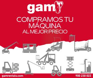 GAM España Servicios de Maquinaria, S.L.U.