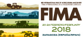 FIMA  Agrícola 2018, Feria de Zaragoza, 20-24 de febrero