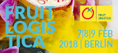 Fruit Logistica - 7-8-9 febrero 2018 Berlín