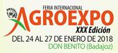 Feria Internacional Agroexpo XXX Edición del 24 al 27 de enero de 2018 - Don Benito ( Badajoz)