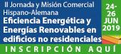 Cámara de Comercio Alemana para España: Eficiencia energètica y energías renovables en edificios no residenciales