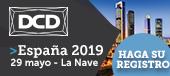 DCD España 2019 29 de mayo La nave