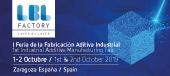Layer by Layer Factory (LBL Factory): I Feria de la fabricación aditiva industrial