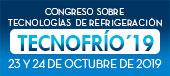 Tecnofrío 2019 23 y 24 de octubre de 2019