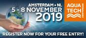 Aquatech: Amsterdam nl 5 - 8 noviembre 2019