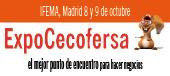 Cecofersa: Ifema Madrid 8 y 9 de octubre