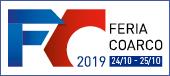 Feria Coarco 24 - 25 octubre 2019