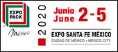 Expo Santa Fe México 2-5 Junio 2020