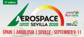 Aerospace nuevas fechas del 9 - 11 de septiembre 2020