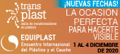 TransPlast nuevas fechas del 1 al 4 de diciembre de 2020