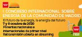 Comunidad de Madrid - Dirección General de Industria, Energia y Minas 7 y 8  octubre 2020