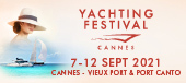 Yachting Festival Cannes 7 - 12  sept 2021 Vieux Port y Port Canto