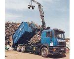 Grúas de reciclaje