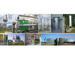 Equipos tto. del biogás