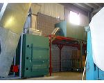 Incinerador residuos